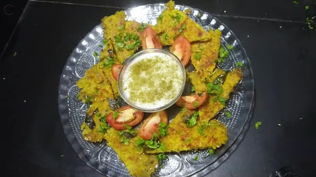 Instant Farali Handvo recipe   Vrat/Upvas Special Recipe