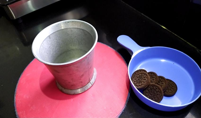 Oreo Mousse | Quick Oreo Mousse| 3 ingredient Oreo Mousse