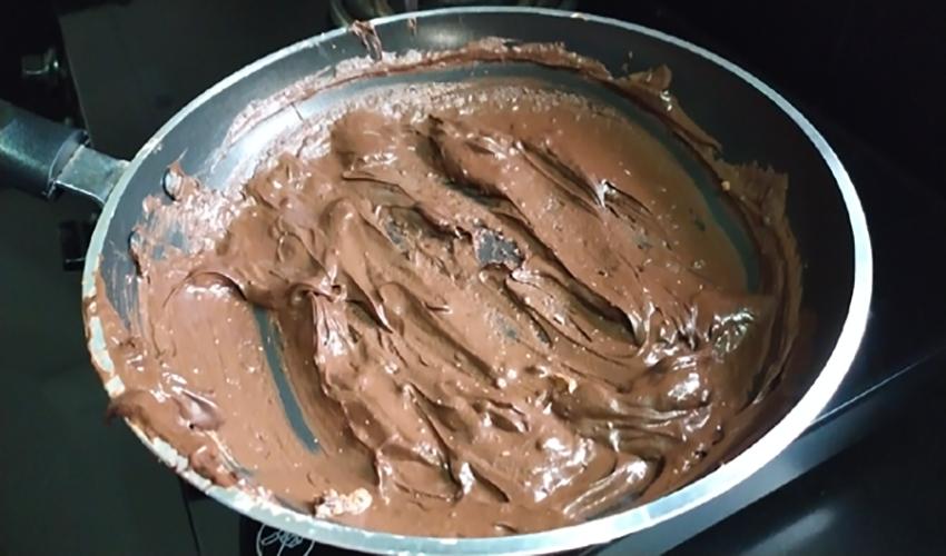 Homemade Choco Brownies